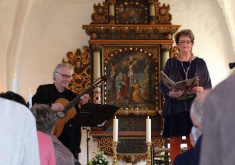 Ghita Nørby i Als Kirke 19 foto Lorne Hollins